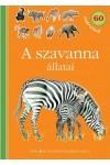 A szavanna állatai - Kis felfedező matricás album - 60 matricával