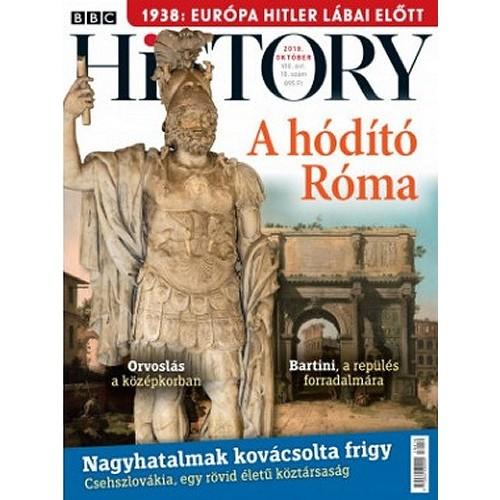 BBC History - VIII. évfolyam, 10. szám (2018. október)