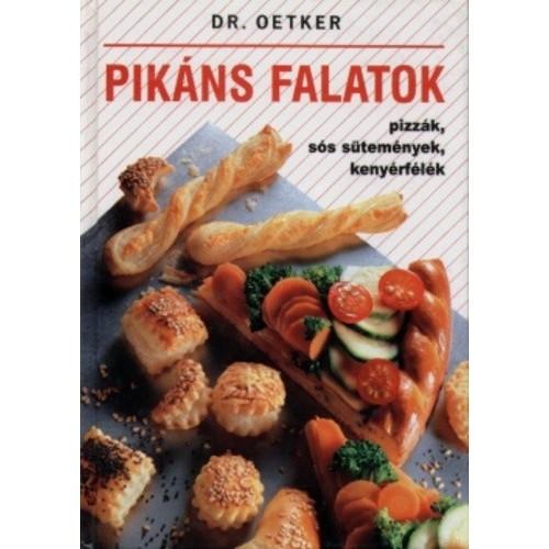 Dr. Oetker - Pikáns falatok