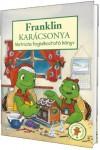Franklin karácsonya - Matricás foglalkoztató könyv