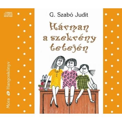 Hárman a szekrény tetején (Hangoskönyv)