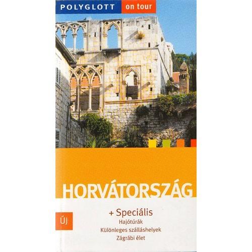 Horvátország - Polyglott on tour - A legjobb útvonalak - Top 12 tipp