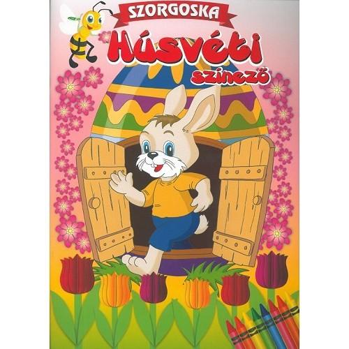 Húsvéti színező – Szorgoska