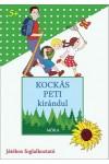 Kockás Peti kirándul - Játékos foglakoztató