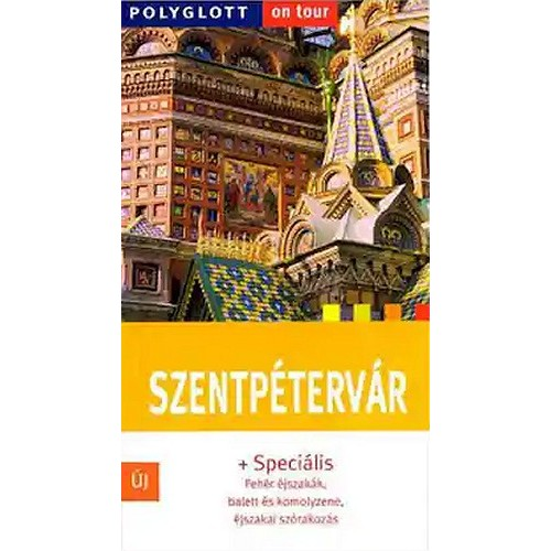 Szentpétervár - Polyglott on tour - A legjobb útvonalak - Top 12 tipp