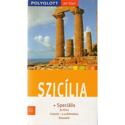 Szicília - Polyglott on tour - A legjobb útvonalak - Top 12 tipp