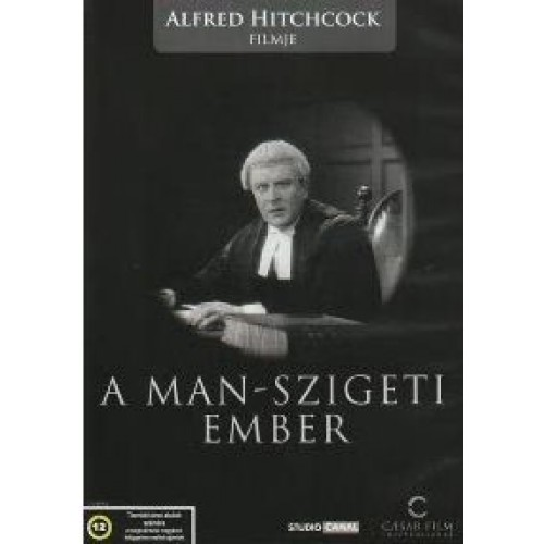 A Man-szigeti ember (DVD)
