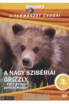 A természet csodái 03.: A nagy szibériai grizzly (DVD) *
