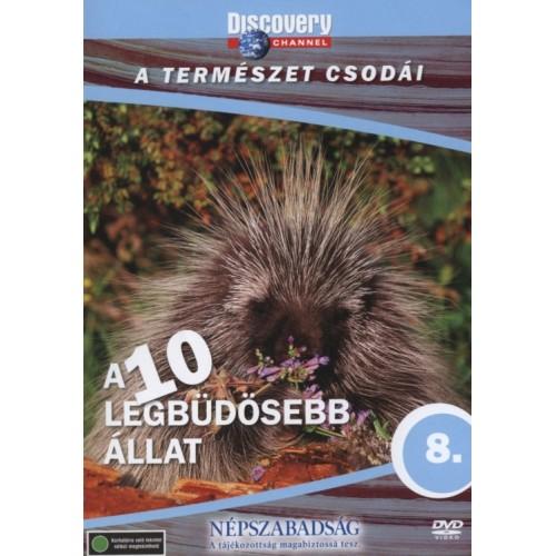 A természet csodái 08.: A 10 legbüdösebb állat (DVD)