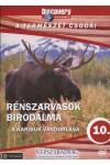 A természet csodái 10.: Rénszarvasok birodalma - A karibuk vándorlása (DVD)
