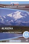 A természet csodái 12.: Alaszka - Az északi fény otthona (DVD) *