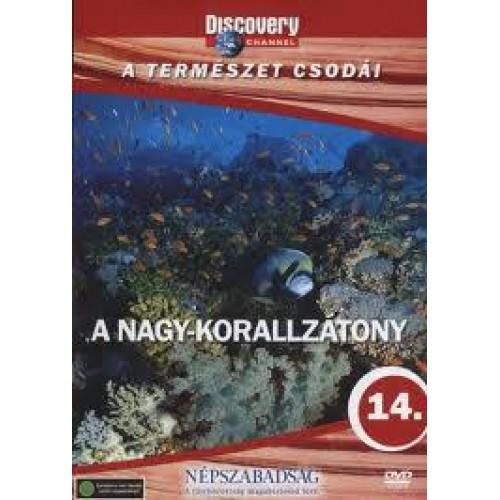 A természet csodái 14.: A Nagy-korallzátony (DVD)