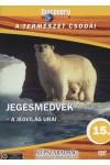 A természet csodái 15.: Jegesmedvék - A jégvilág urai (DVD)