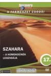 A természet csodái 17.: Szahara - A homokdűnék legendája (DVD)