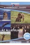 A természet csodái 20.: Az állatvilág titkai (DVD) *