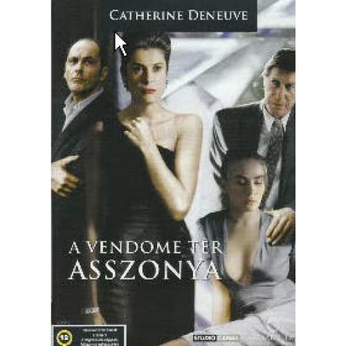 A Vendome tér asszonya (DVD)