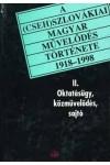 A (cseh)szlovákiai magyar művelődés története II., Ister kiadó, Politika, politológia