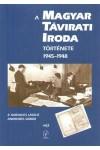 A Magyar Távirati Iroda története 1945-48