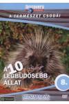 A természet csodái 8. A 10 legbüdösebb állat (DVD)
