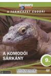A természet csodái 9. A komodói sárkány (DVD)