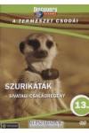 A természet csodái 13. Szurikáták (DVD), Premier Média kiadó, DVD