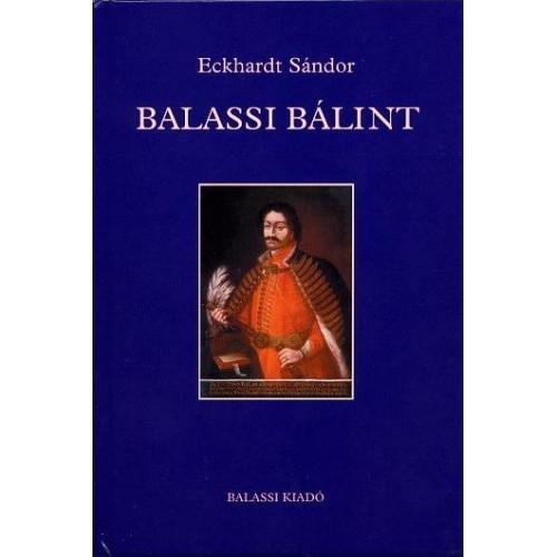 Balassi Bálint (Eckhardt Sándor)