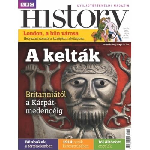 BBC History IV. évfolyam, 5. szám (2014. május)