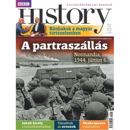 BBC History IV. évfolyam, 6. szám (2014. június)