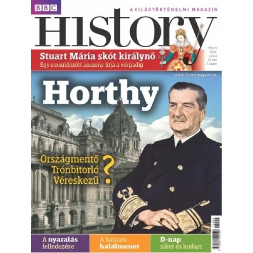 BBC History IV. évfolyam, 7. szám (2014. július), Kossuth kiadó, Folyóiratok