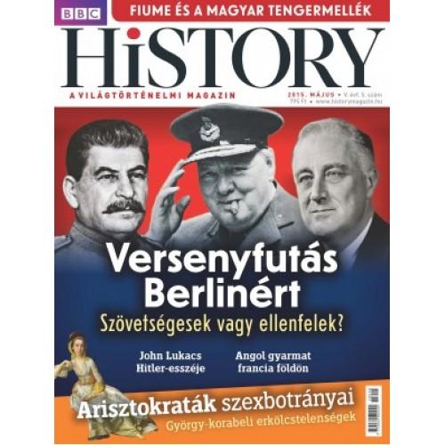 BBC History V. évfolyam, 5. szám (2015. május)