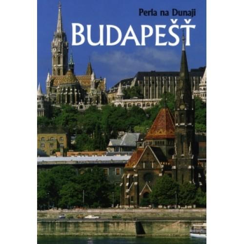 Budapest - Perla na Dunaji (cseh)