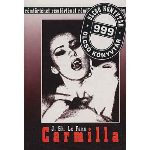 Carmilla / Denner Ignác, Jószöveg kiadó, Fantasy, sci-fi