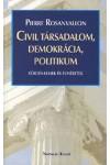 Civil társadalom, demokrácia, politikum