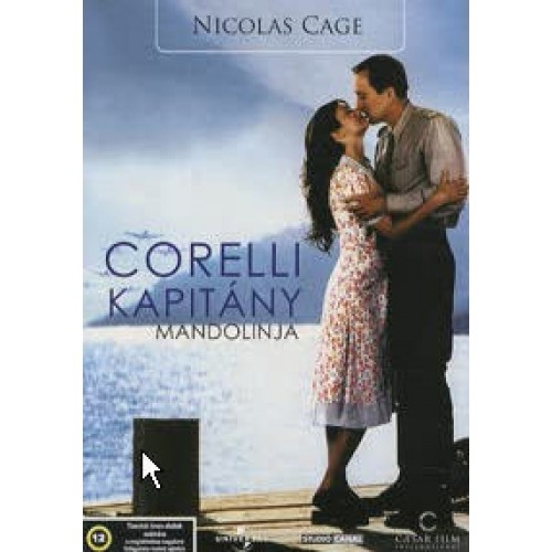 Corelli kapitány mandolinja (DVD)