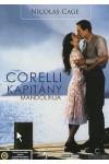 Corelli kapitány mandolinja (DVD), Folpress kiadó, DVD