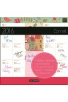 Cornell mágneses naptár 2016 22X22