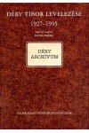 Déry Tibor levelezése 1927-1935