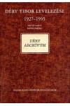 Déry Tibor levelezésének 3 könyve egy csomagban