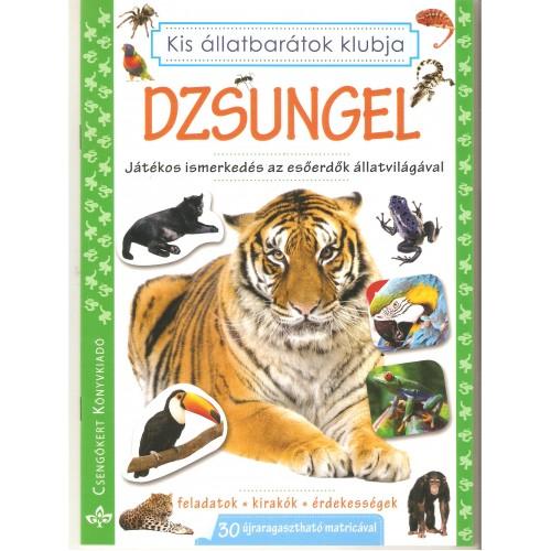 Dzsungel (Kis állatbarátok klubja)
