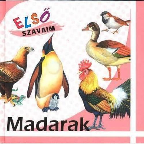 Első szavaim - Madarak