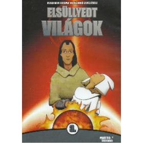 Elsüllyedt világok 3. (DVD)