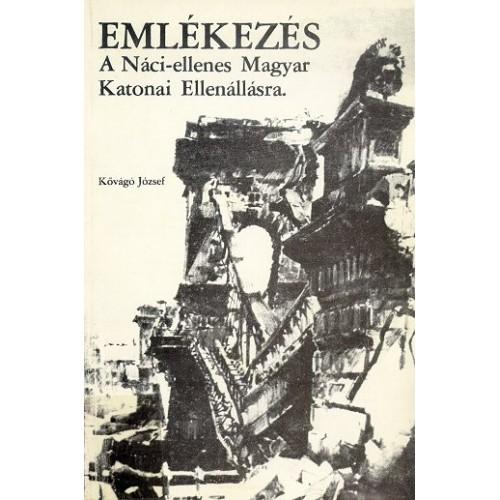 Emlékezés A Náci-ellenes Magyar Katonai Ellenállásra, Püski kiadó, Történelem