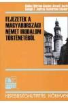Fejezetek a magyarországi német irodalom történetéből