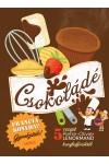 Francia konyha? Gyerekjáték! – Csokoládé, Móra kiadó, Gyermek- és ifjúsági könyvek