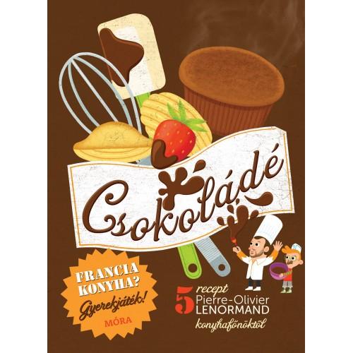 Francia konyha? Gyerekjáték! – Csokoládé
