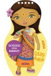 Öltöztess indiai babákat! (Csini babák)