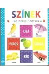 Színek - Első képes szótáram