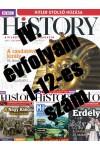 BBC History folyóirat IV. évfolyam 1-12 szám egy csomagban *