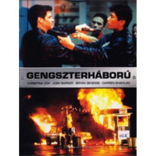 Gengszterháború (DVD) *