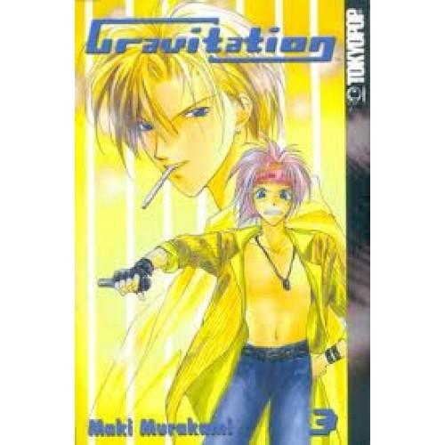 Gravitation 3. (képregény)